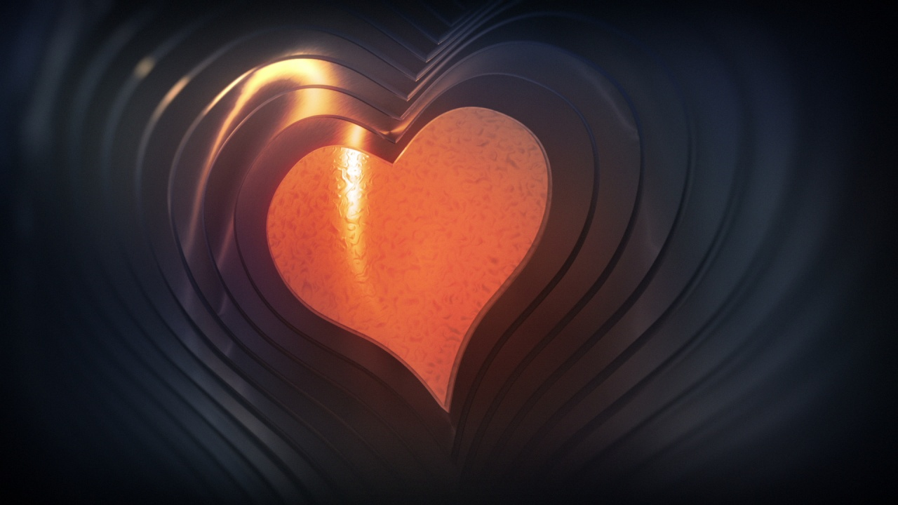 Heart Chakra Music for Inner Peace – The Gift of Self Love