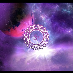 Crown Chakra Meditation Music Video